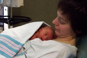 Baby Emily 6